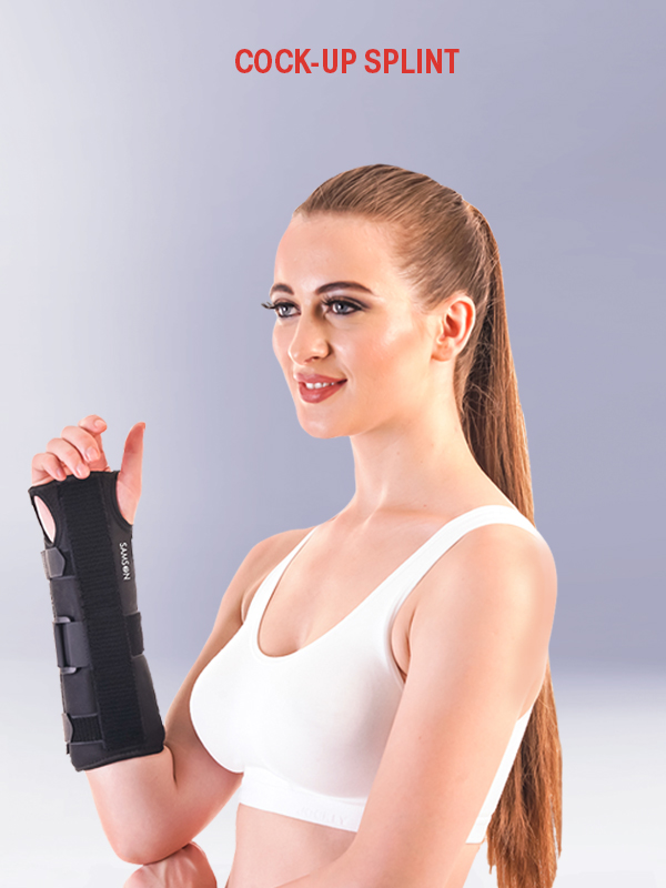 WRIST & FOREARM SUPPORT/SPLINTS