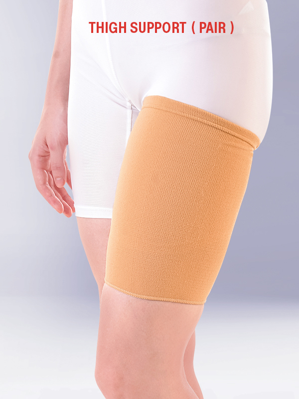 THIGH AND CALF SUPPORT