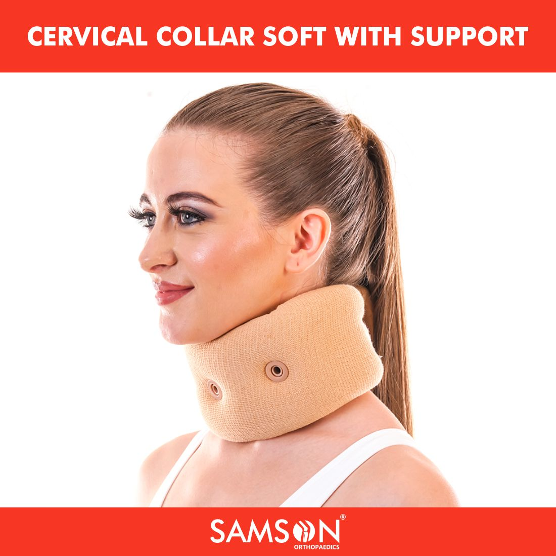 CERVICAL SUPPORT BRACES