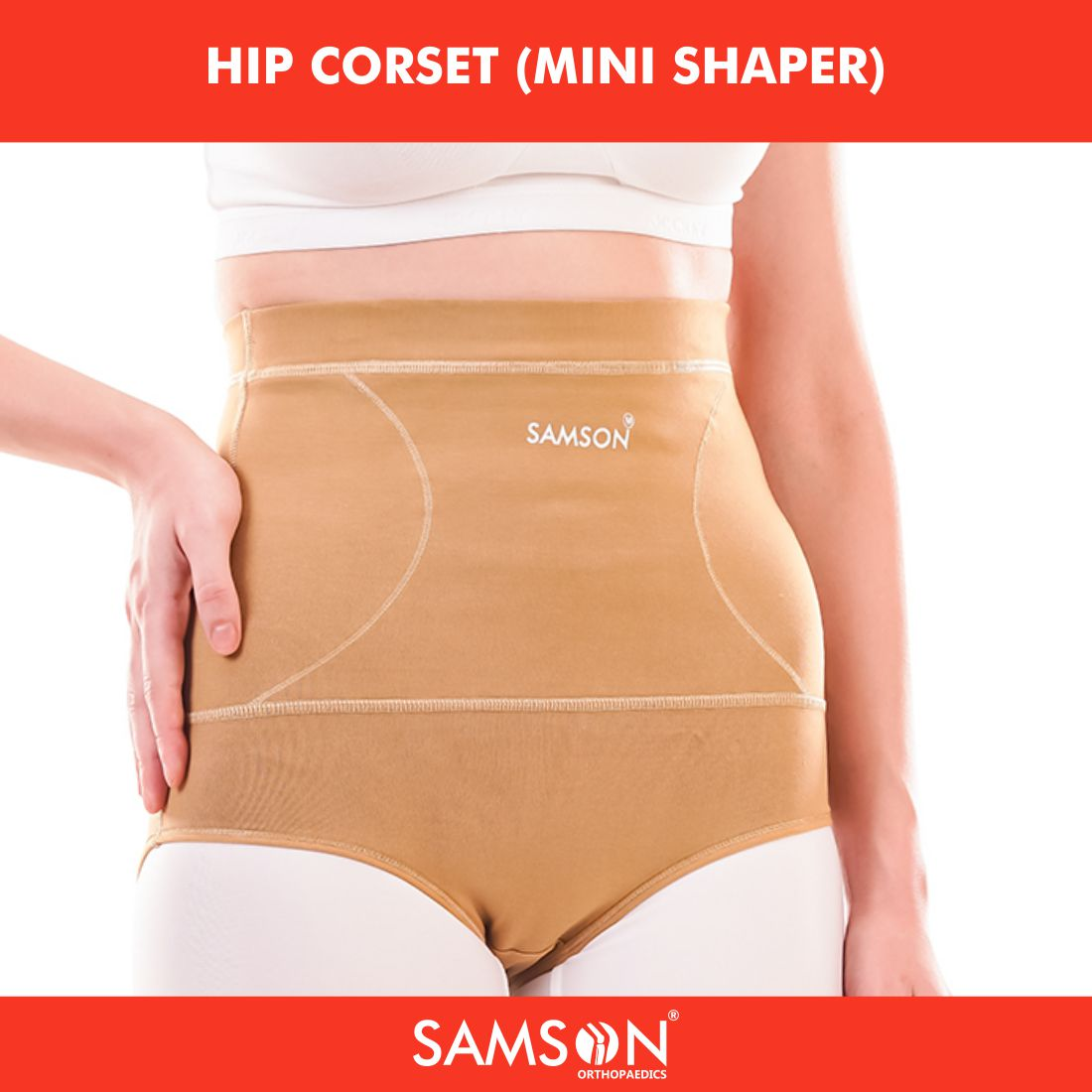 CORSET(COMPRESSION GARMENTS)
